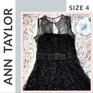 🌟EUC🌟 Ann Taylor Sequin Dress (size 4)